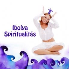 Ibolya Spiritualitás, a koronacsakrát harmonizáló csakraparfüm (térparfüm)